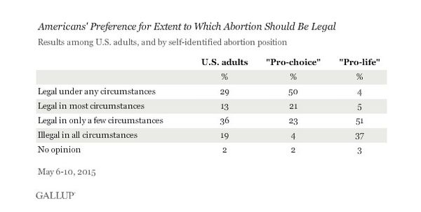 abortion in america today essay