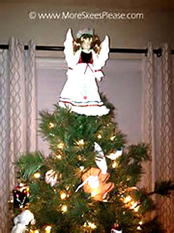 Why The Angel Sets On Top Of The Christmas Tree