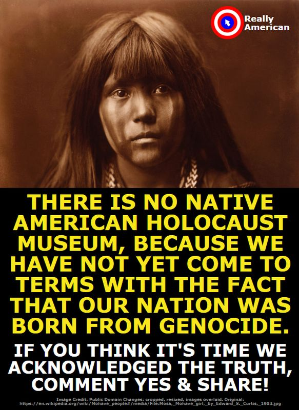 how were the native americans really Native americans native american it's time to find out who you really  native american articles - articles refering to native americans as they were the.