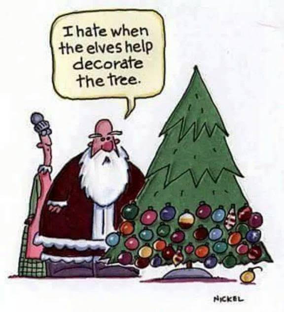 A Merry Christmas for All….  If you are offended by elf jokes don't open this one.