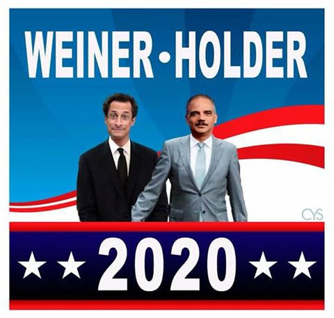 Democrats Announce 2020 Dream Ticket