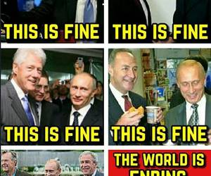They call Trump a traitor for meeting with Putin...