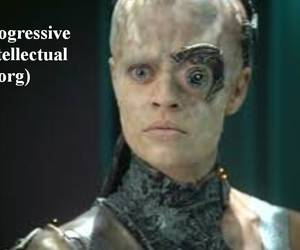 """""""You will be assimilated, resistance is futile""""..."""