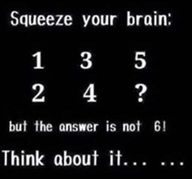 FIGURE IT OUT !     Don't scroll down right away. ...