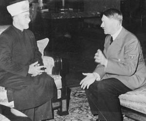 Haj Amin al-Husseini and Hitler, November 1941...