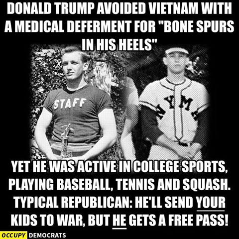 One small but telling example of trumps stand on e...