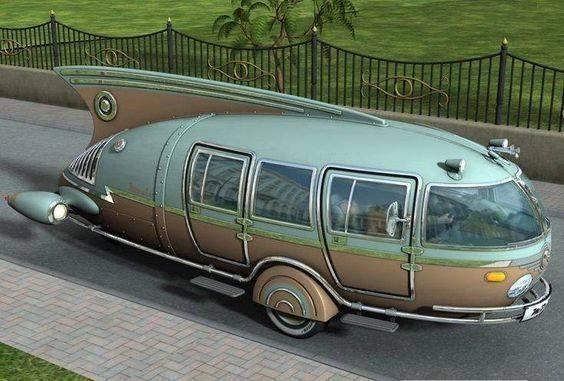 1938 model designed by buckminster fuller, makes m...