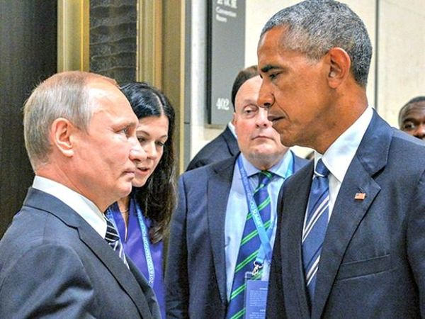 A president who was respected by world leaders...