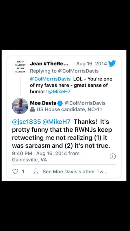 Here's the tweets of the guy that started your RWN...