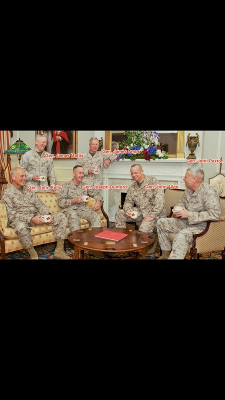 Trump fired and denigrated these great generals th...