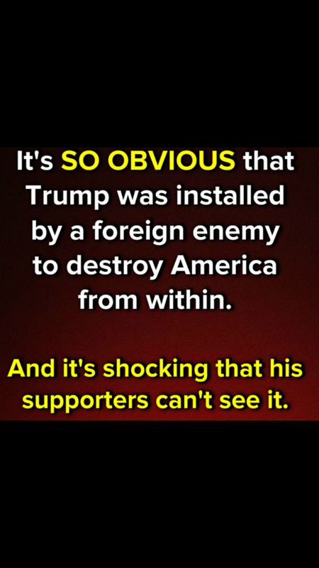 Intel agency for 4 have told Trumps ignorant base ...