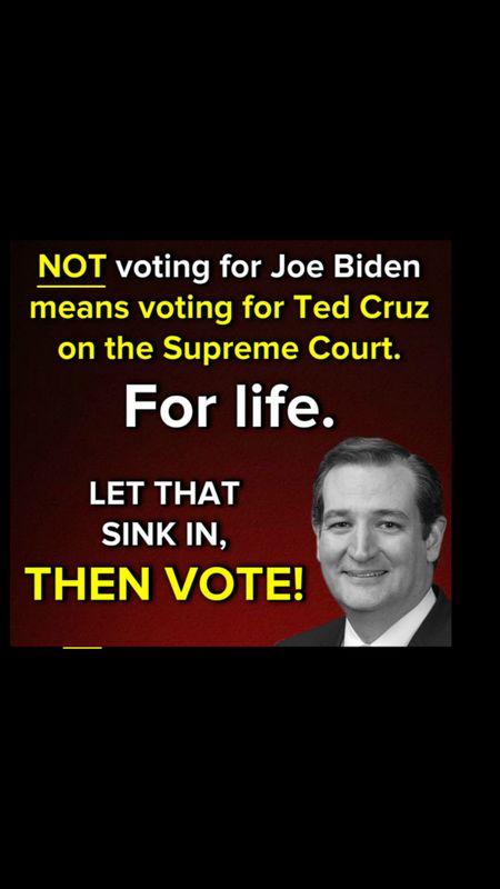 Just imagine this moron on the SCOTUS 😂😂😂😂😂😂...