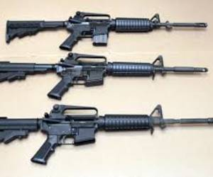 These are all AR-15 for the civilian market.....